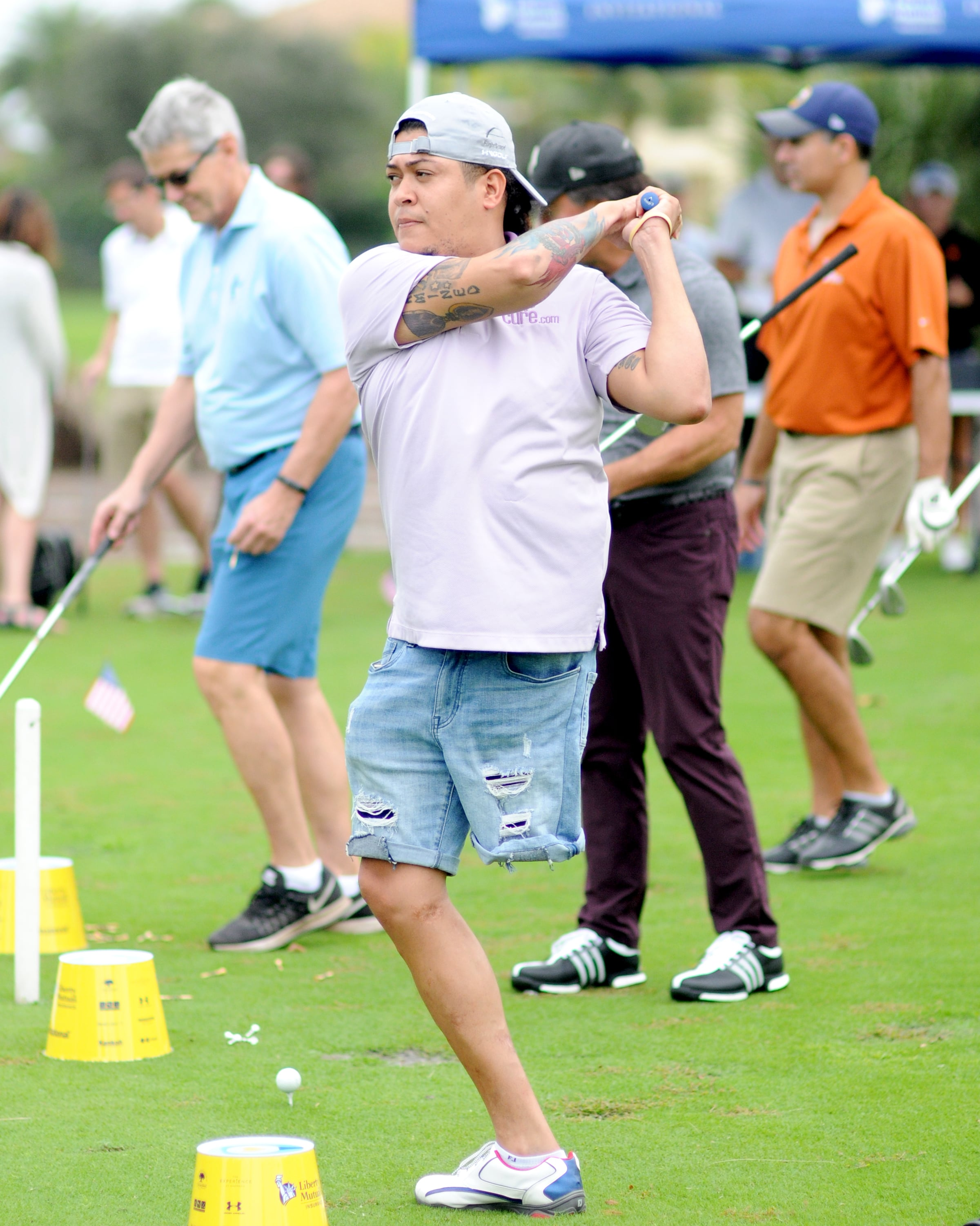 Caddy for a cure 2020  5  min