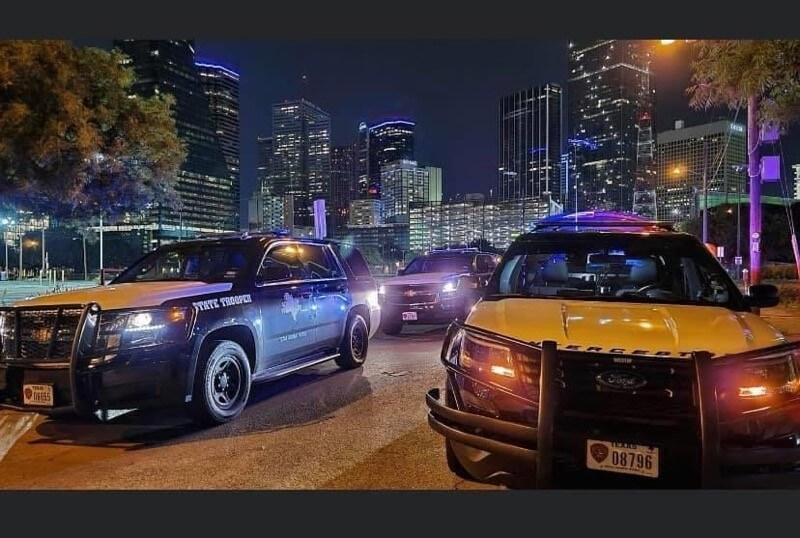 Dallas protests  1