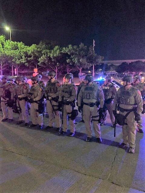 Dallas protests 5  1