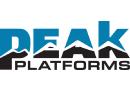 Medium peak platforms transparent logo