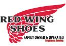 Medium red wing shoes