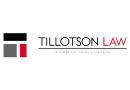 Medium tillotson law logo horizontal 3 color