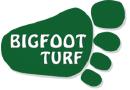 Medium bigfoot turf